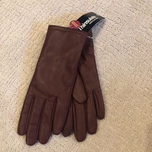 ⚡️4/$20⚡️Genuine leather Thinsulate Insulated Gloves